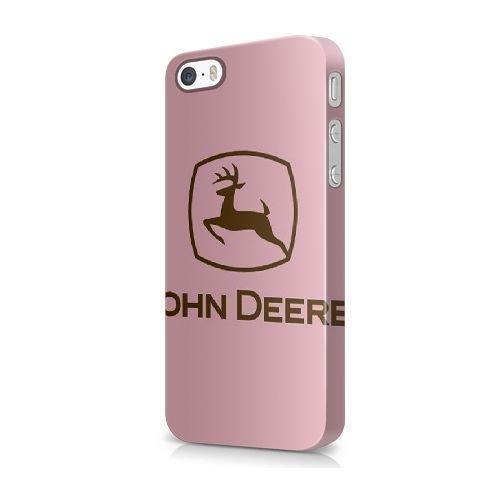 Générique Appel Téléphone coque pour iPhone 5 5s SE/3D Coque/JOHN DEERE LOGO/Uniquement pour iPhone 5 5s SE Coque/GODSGGH704556 JOHN DEERE LOGO - 020