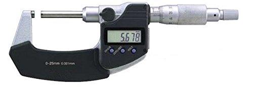 Gowe Digimatic extérieur Micromètre Range : 0-25 mm