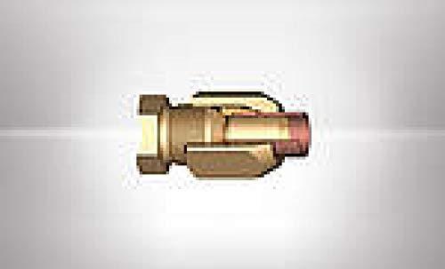Kupfer Flare (Armaflex Tubolit Split/duospl Set Verbindung Rohr Kupfer sae-flare Fitting 3/8