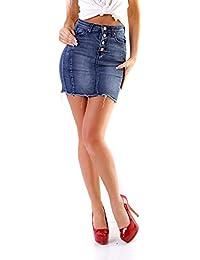 53c9ad298939 Suchergebnis auf Amazon.de für: damen rock knopfleiste: Bekleidung