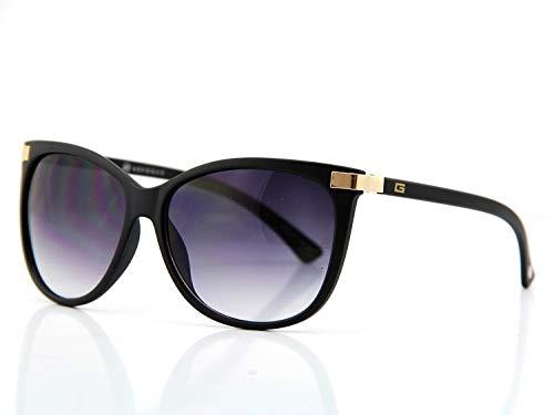 Macxy - Cat Eye Classic Marken-Sonnenbrille Frauen-heißen Sun-Glas-Weinlese Oculos [NO2]