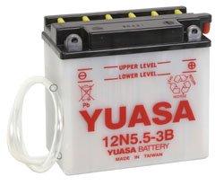 YUASA - 12N5.5-3B BATTERIA PER MOTO