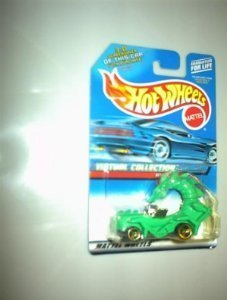 #2000-126 RODZILLA Virtual Collection Collectible Collector Car Mattel Hot Wheels by Virtual collection