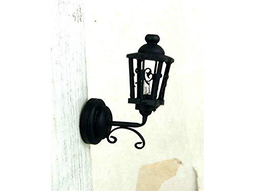 Melody Jane Puppenhaus Beleuchtung Außen Viktorianisch Laterne Kutsche Lampe - Lampe Viktorianische Tisch Lampe