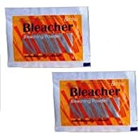 BERINA Unisex Hair Bleaching Powder for Men and Women (15gm) - Set of 2
