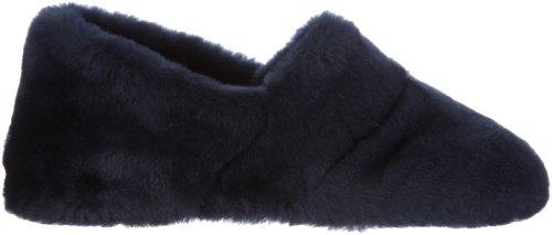 Giesswein Gloggnitz 24-10-40320, Pantofole donna Blu (Blau/588)
