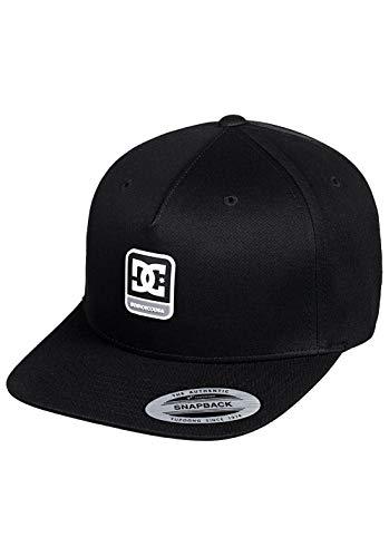 DC Shoes Jungen Snapdragger - Casquette Snapback Pour Garçon 8-16 ans Baseball-Cap, schwarz, one Size (Garcon Modell)