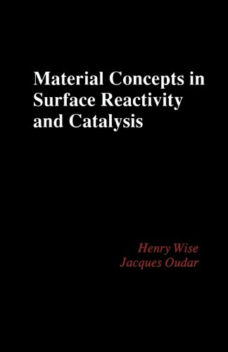 Material Concepts in Surface Reactivity and Catalysis