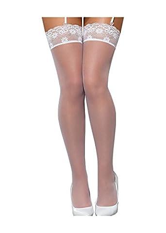 Obsessive Damen Stockings L/XL