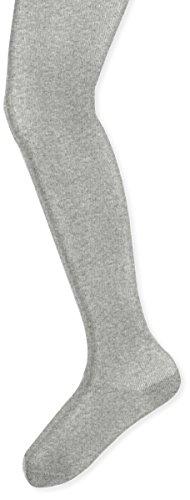 Sterntaler Strumpfhose für Kinder, Alter: 5-6 Jahre, Größe: 116, Grau (Grau/Silber)