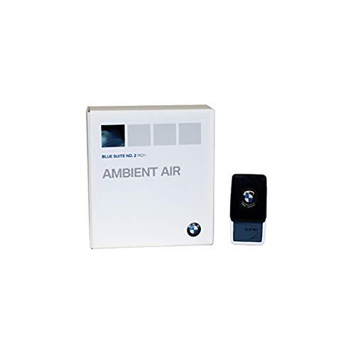 BMW Ambient Air originale, Blue Suite No. 2, profumo, profumatore con presa, deodorante per BMW 5er G3x / 7er G1x