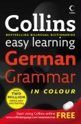 Collins Easy Learning – Collins Easy Learning German Grammar (Collins Easy Learning Dictionaries)