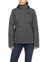 6ad7d72f5a744 The North Face Women's's Inlux 2.0 Insulated Jacket - TNF Dark Grey Heather  - L
