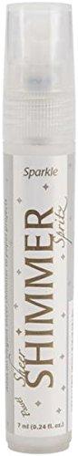Tsukineko 7-ml Pssst Sheer Shimmer Spritz, Ultra Fine, Sparkle - Ultra-feinen Nebel