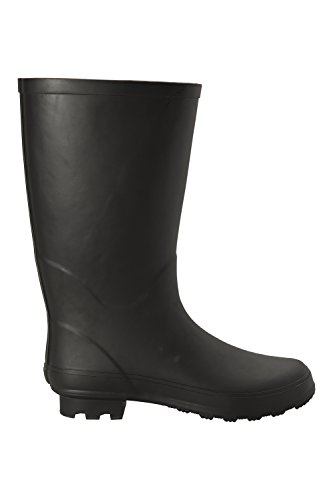 Mountain Warehouse Stivali in Gomma Donna Stream Nero