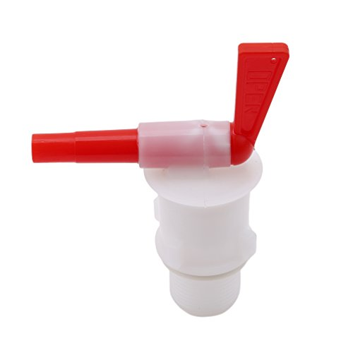 Yinew Beverage Dispenser Replacement,Wine Beer Bottling Home Brew Bucket Barrel Plastic Spigot Tap Replacement
