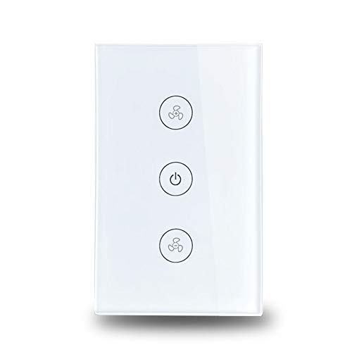 WiFi - Interruptor pared ventilador techo compatible