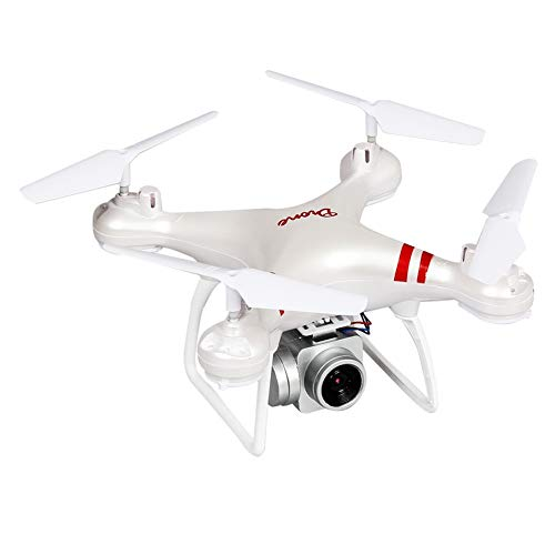 RC Drohne Quadcopter WIFI FPV Selfie Drohne RC Hubschrauber Faltbarer Quadcopter Mit 0.3MP / 2.0MP / 5.0MP Kamera (Weiß,500W)