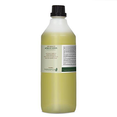 Huile Végétale de Noyau d'Abricot - 1l