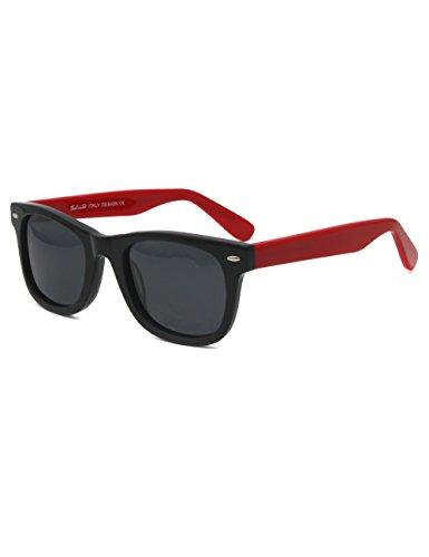 385003b24f small face men women teenager Classic Rivet Glare-Free acetate fashion UV POLARIZED  Sunglasses (
