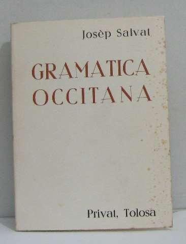 Gramatica Occitana par Salvat Josep