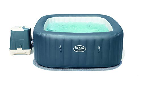 Bestway Lay-Z-Spa Hawaii HydroJet Pro grau 180 x 180 x 71 cm