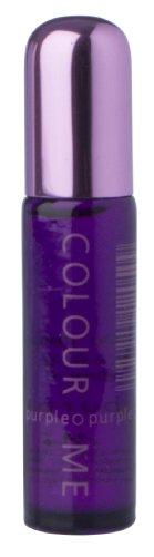 Couleur Me Violet parfumée Roll-on pour femme 10 ml