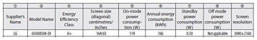 LG 65UH8509 164 cm (65 Zoll) 4k Fernseher - 3