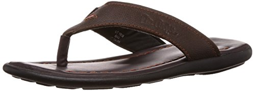 Lee Cooper Men's Leather Slippers