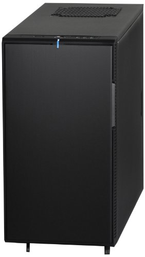 Fractal Design FD-CA-DEF-MINI-BL Define Mini Case per PC, Nero