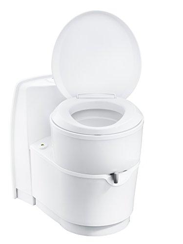 Thetford C223, CS Cassetten-Toilette, Weiß, 53.4 x 39.4 x 58 cm
