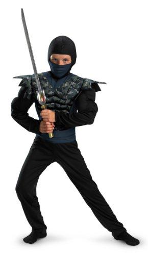 ld 4-6 (Camo Ninja Kostüme)
