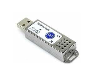 USB Thermomètre et Hygromètre