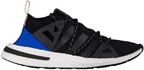 adidas Womens Arkyn Running Trainers Sneakers (UK 4.5 US 6 EU 37 1/3, Black Black ash CQ2749)