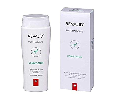 Panthenol Protein Conditioner (REVALID Revitalizing protein conditioner soft shiny and supple with oat extract wheat protein and panthenol B5 250ml)