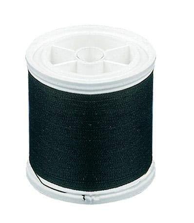 Rayher 89300576/aufreih Hilo para de Delica-Rocailles Bobina 0,27/mm de di/ámetro 50/m Unidades Color Negro