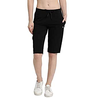 Enamor Essentials E044 Women's City Shorts