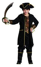 Jonny der Pirat (Kleidung Zubehör Piraten)