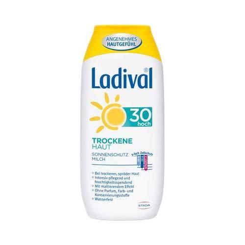 Ladival trockene Haut Milch Lsf 30 200 ml