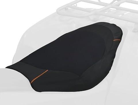 Classic Accessories 15-098-013801-00 Black Deluxe ATV Seat Cover by Classic Accessories