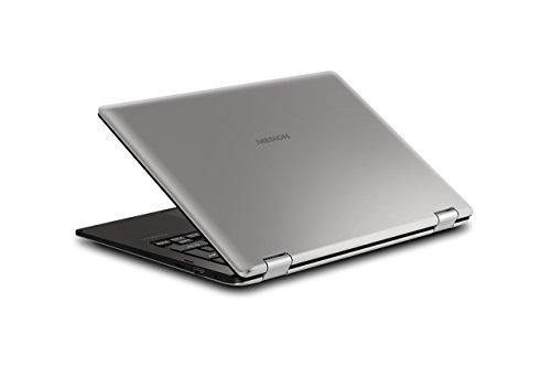 Medion E2215T MD60252 Akoya 29,5 cm (11,6 Zoll) Convertible Touch-Notebook (Intel Atom, 2 GB RAM, 64 GB Flash-Speicher, Intel HD-Grafik, Win 10 Home) schwarz - 5
