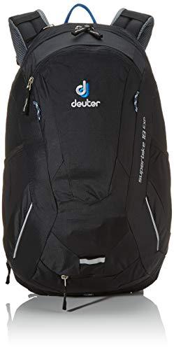 Deuter Superbike EXP Fahrradrucksack, Black, 50 x 30 x 19 cm, 18 + 4 L