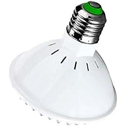 Sharplace LED Pflanzenlampe Pflanzenlicht Leuchtmittel für Zimmerpflanzen, Pflanzenbau, Hydrokulturgarten, Gewächshäuser, Gartenarbeit, Büro usw. - 4