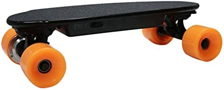GAOY Skateboard Elettrico Light,dual Light,dual Light,dual Drive,Maple Leaf& 65292;cross Country,high Quality,portable,dual Motorflexible,blutooth,shock Absorbing,nero Parent B07CWT79QP | Prodotti Di Qualità