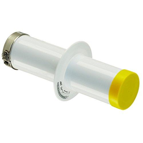 Conduit liaison DUALIS diamètre 80/125mm Réf. CL 80/125 M+INT / 17080409