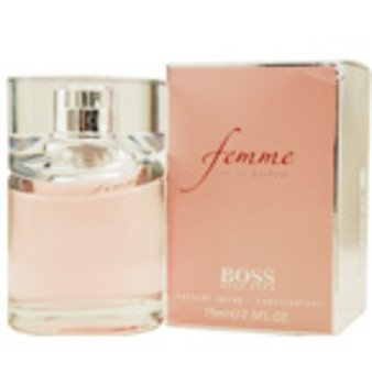 Price comparison product image Hugo Boss-boss - BOSS FEMME eau de perfume spray 75 ml