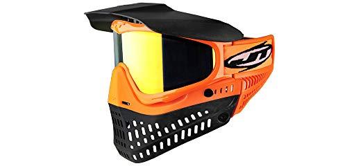 Paintball Maske JT Proflex Spectra Thermal LE orange/black mit Prizm 2.0 Lava Glas -