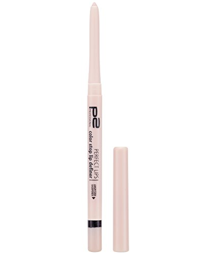 p2 cosmetics Perfect Lips Color Stop Lip Definer, 3er Pack (3 x 3 g)