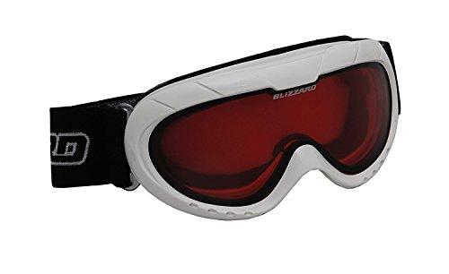 Blizzard Kinder Junior Skibrille Ski Goggle weiss (Ski Junior Blizzard)
