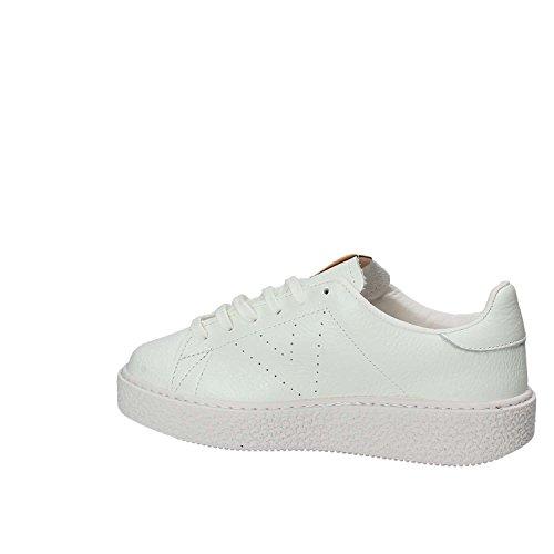 Sneakers pelle collezione VICTORIA nuova inverno 2018 autunno Donna 30 2017 Bianco platform bianco qCnrxAqwX